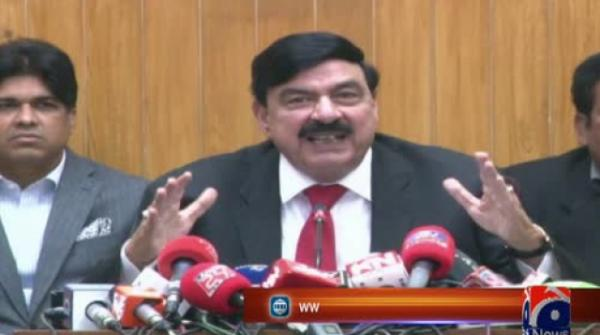 Shehbaz is the only person I've heard and seen asking for NRO: Sheikh Rashid