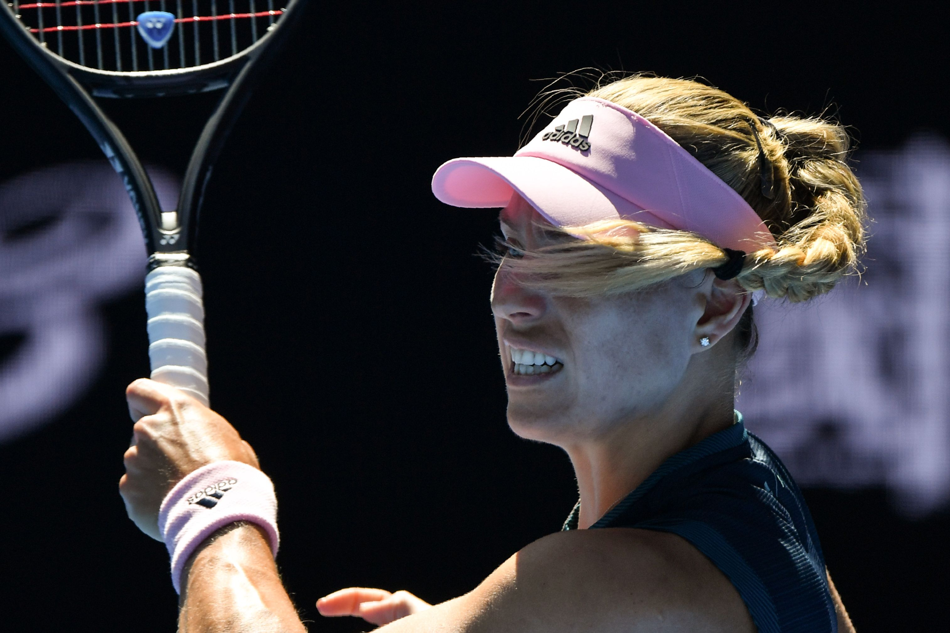 Kerber humbled by unheralded American in Open upset