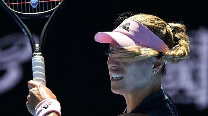 Debutant stuns second seed Kerber at Australian Open