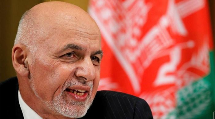 Afghanistan's Ghani launches bid for second presidential term