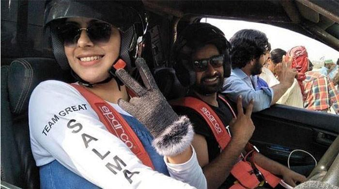 Two new champions, Asif and Salma, outshine rest in Hub Rally Cross 2019