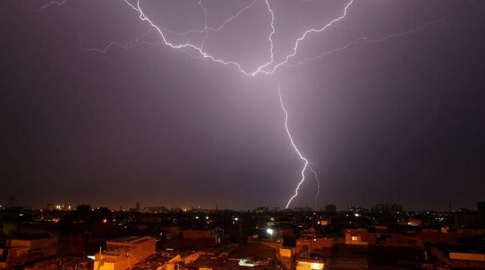 No electricity in nearly half of Karachi as heavy rain turns weather chilly
