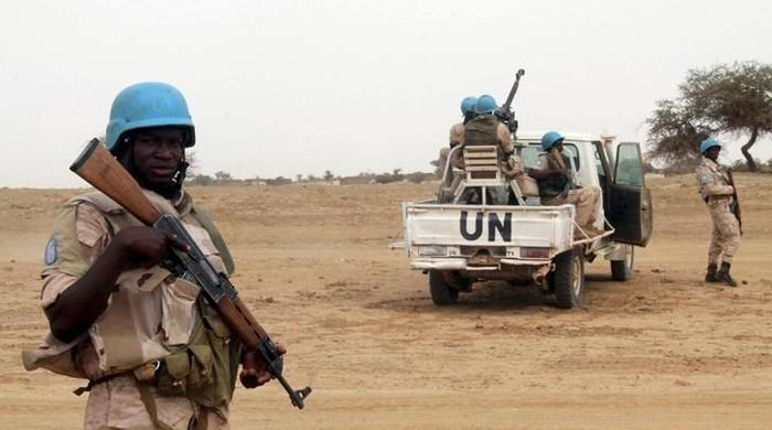 10 UN peacekeepers killed in Mali attack