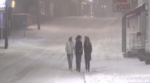 Snowstorms lash US Midwest, Canada, parts of Europe