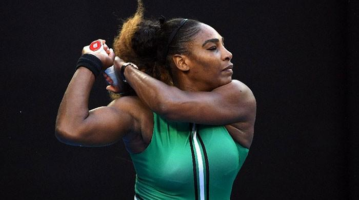 Serena beats top seed Halep as Zverev implodes at Australian Open