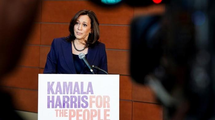 Democratic Senator Kamala Harris joins 2020 US presidential race