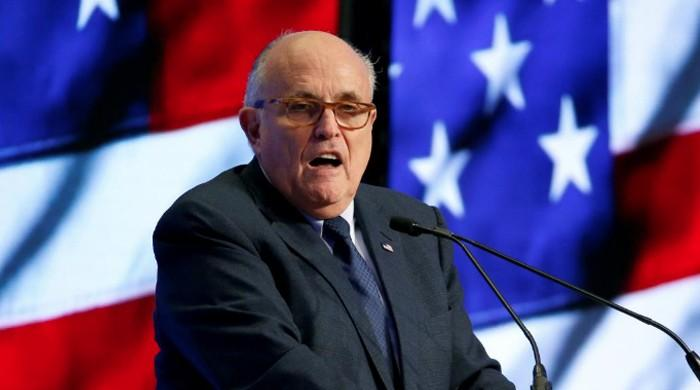 Trump lawyer Giuliani backtracks on comments about US President's Moscow deal