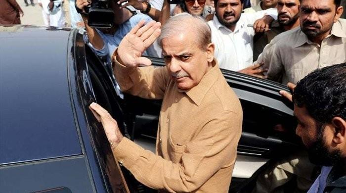 Shehbaz Sharif files bail petition in LHC