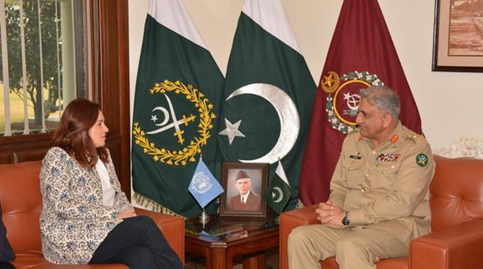 UNGA president calls on COAS, regional security discussed