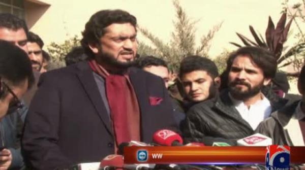 No one can give permission to open fire on innocent people: Shehryar Afridi