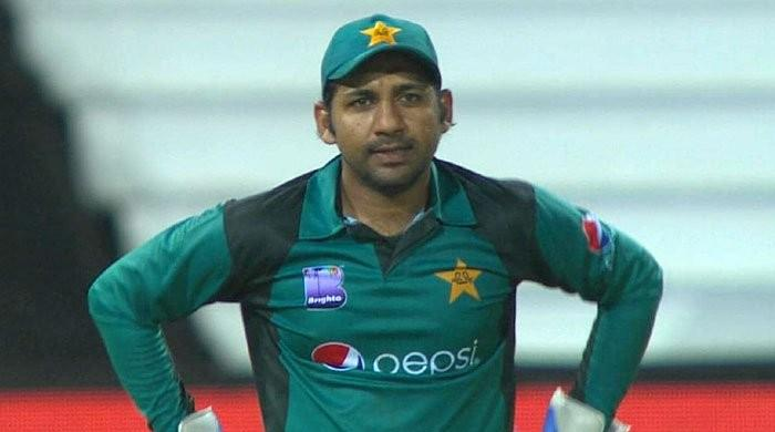 Sarfraz Ahmed apologises over his 'expression of frustration'