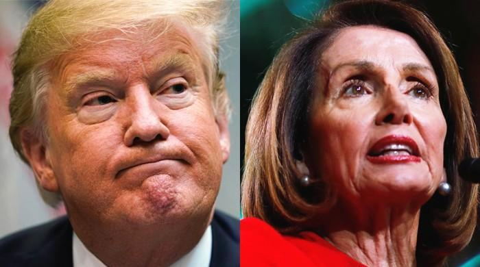 Trump vows State of Union alternative after Pelosi locks him out of House
