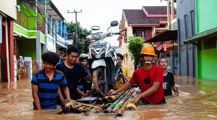 Indonesia flood, landslide death toll rises to 26