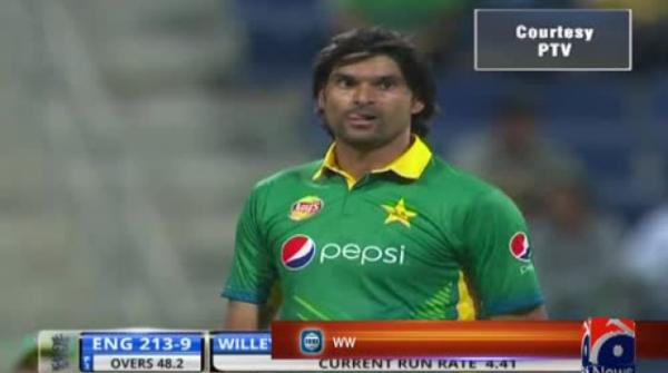 Mohammad Irfan's height creates difficulty for him in airplane