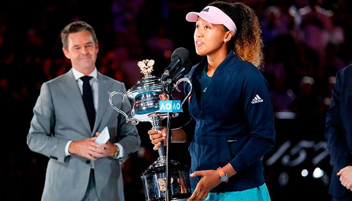 The Baseline Top 5: Magical moments for Naomi Osaka