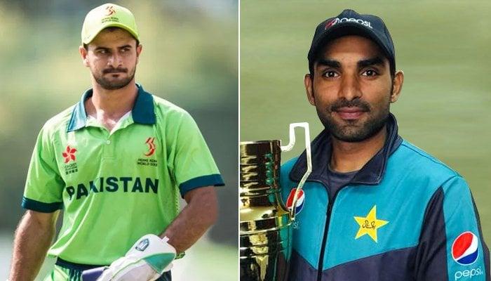 T20 Series Asif Ali Sahibzada Farhan Depart For South