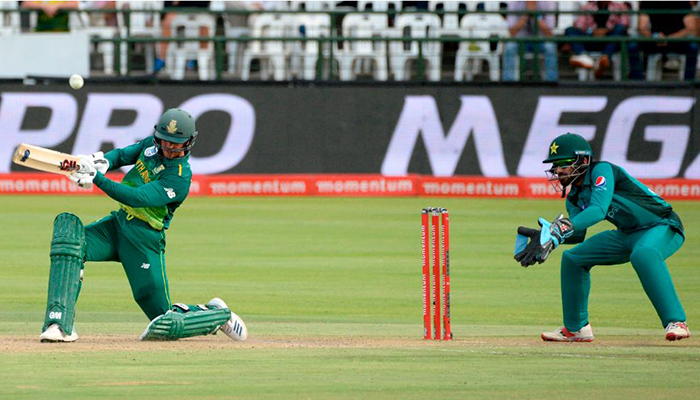 Miller magic as South Africa beats Pakistan in 1st T20