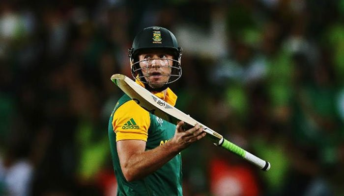 South Africa S Ab De Villiers To Arrive In Dubai On Feb 8 For Psl