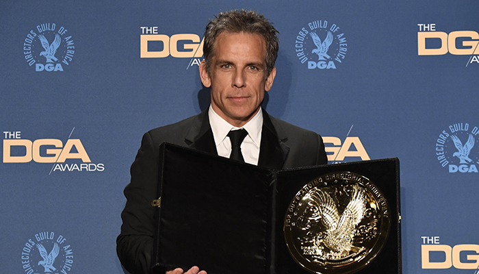 Alfonso Cuaron wins Directors Guild Award for 'Roma'   Entertainment