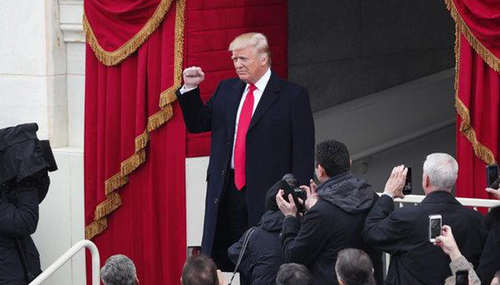 Federal prosecutors seek documents on Trump inauguration ceremony