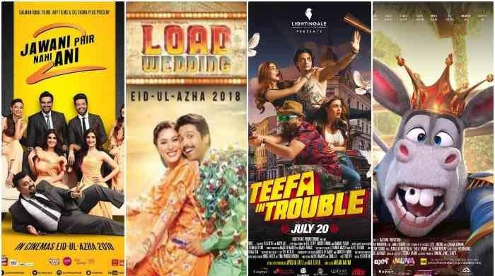 First awards for Pakistani films in 2018