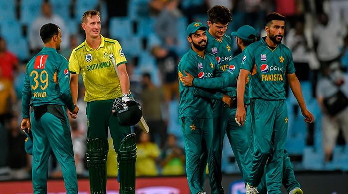 Pakistan beat South Africa by 27 runs in third T20