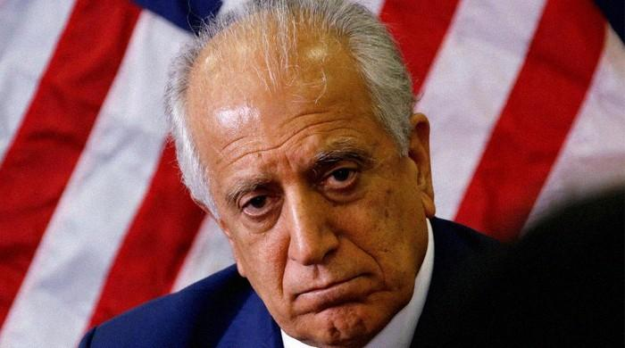 Peace in Afghanistan will help Pak-US relations: Khalilzad