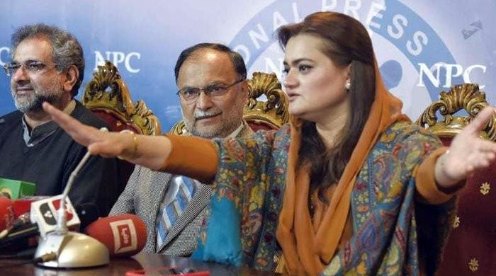 PM Imran has given 'Mother of NRO' award to Aleema Khan, says Aurangzeb