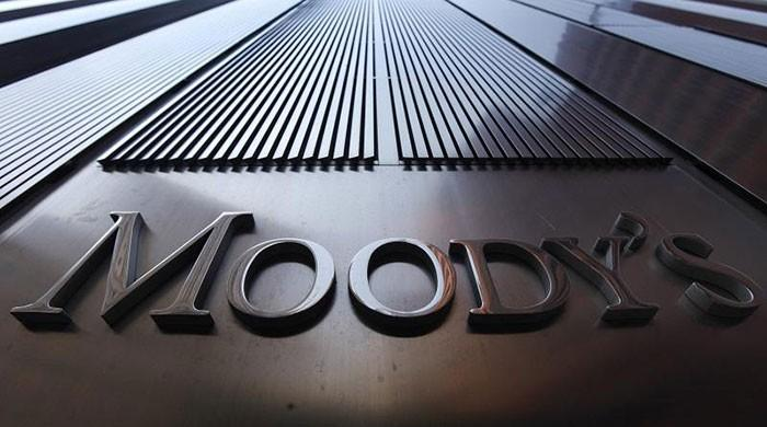 Moody's changes Pakistan banking system outlook to negative