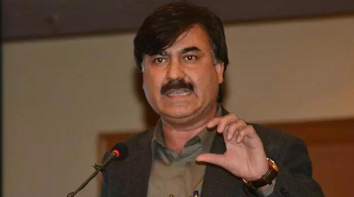 KP Info Minister Shaukat Yousafzai's non-bailable arrest warrant issued