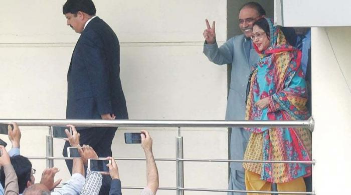 Money laundering case: Zardari, Talpur's interim bail extended till March 5