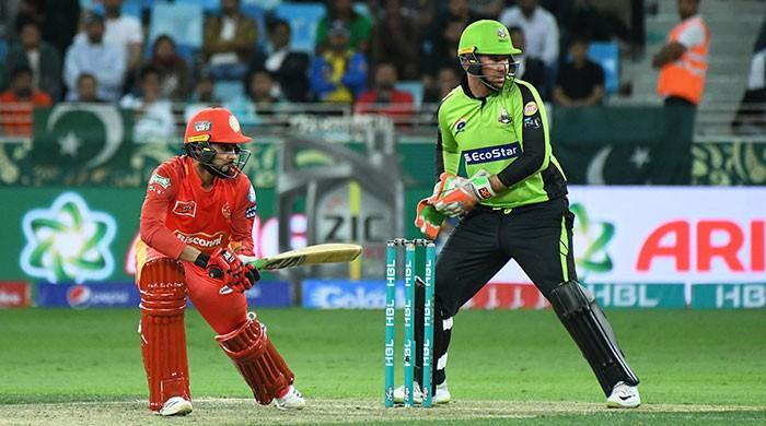 Islamabad United fight back to beat Lahore Qalandars in PSL opener
