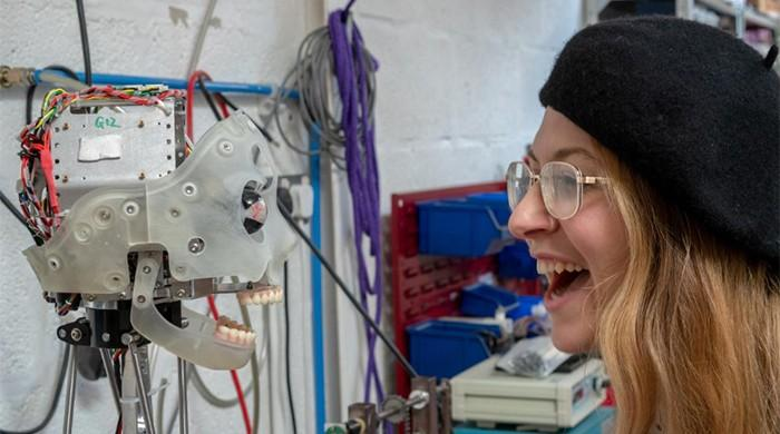 The new Picasso? Meet Ai-Da the robot artist