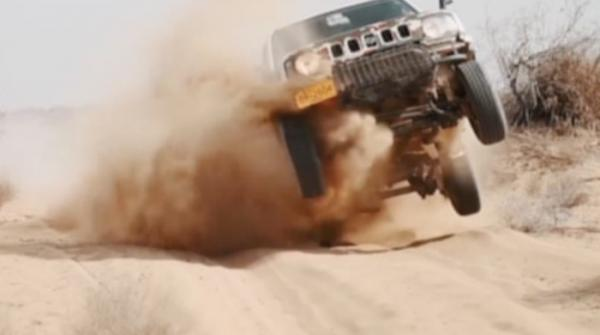Conquering the desert - Cholistan Jeep Rally