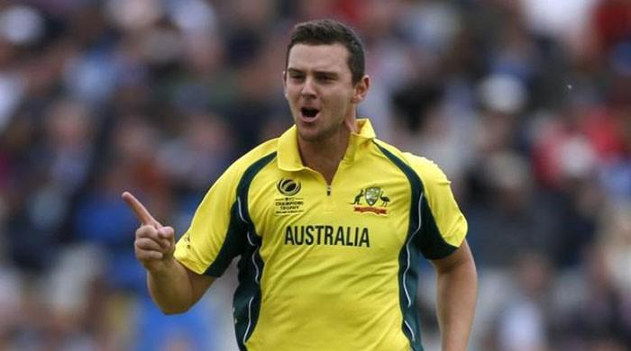 Australia's Hazlewood ruled out of Pakistan series due to injury