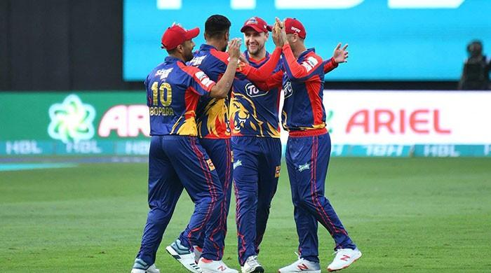 Karachi Kings defeat Multan Sultans by 7 runs