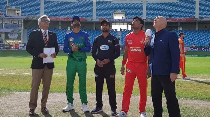 Multan win toss, choose to bowl against Islamabad
