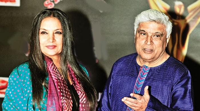 Javed Akhtar, Shabana Azmi cancel Karachi visit after IoK attack