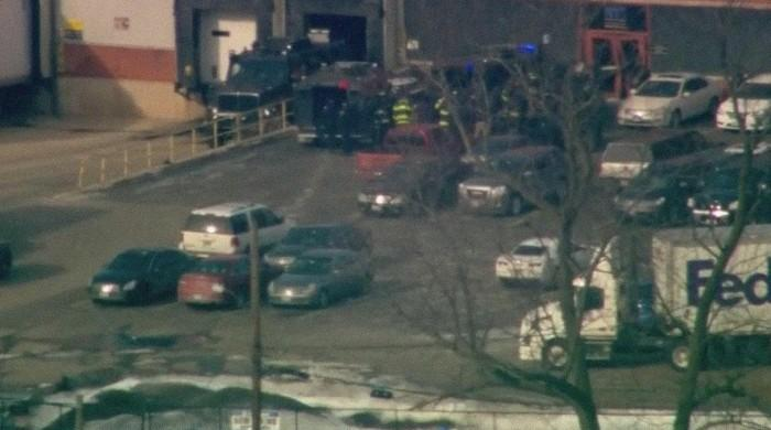 Multiple wounded in US manufacturing building shooting, suspect dead