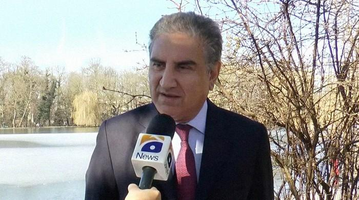 Violence 'never been, nor is our way': Qureshi on India's reaction to Kashmir attack