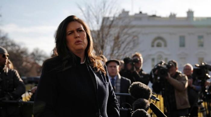 White House spokesperson Sanders says was interviewed in Russia probe