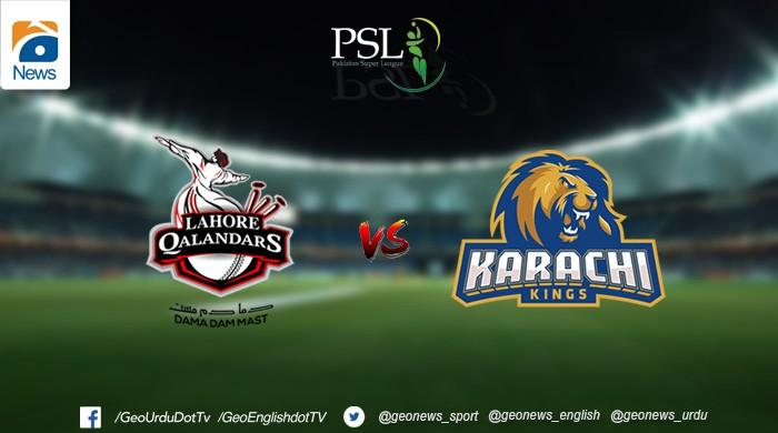 Lahore, Karachi to battle it out on field tonight