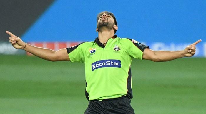 Lahore Qalandars daze Karachi Kings to win by 22 runs