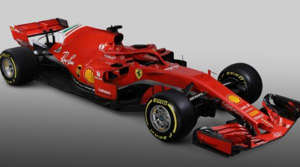 Ferrari in red and black as they launch new 2019 Formula 1 car