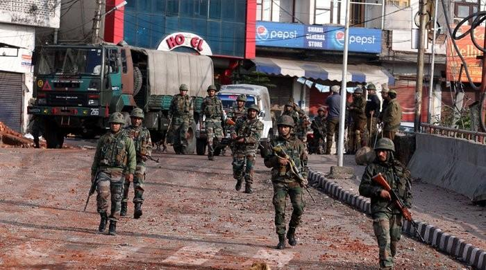 Kashmiris observe shutdown in occupied valley against mob attacks