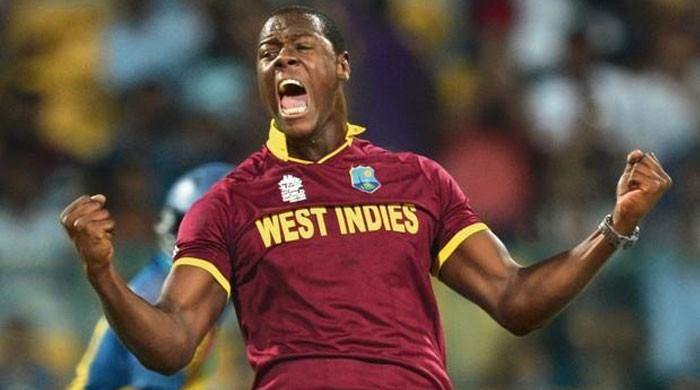 Qalandars' Brathwaite to miss remaining PSL games after being named in WI team