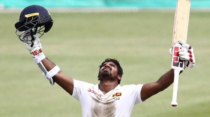 'Just doing my job', says 'superman' Perera after epic Sri Lanka win