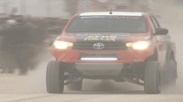 Jeep Rally in Cholistan enters final day