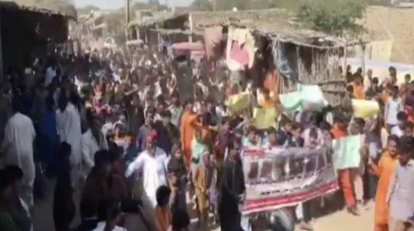 Water scarcity in Badin drives residents to despair