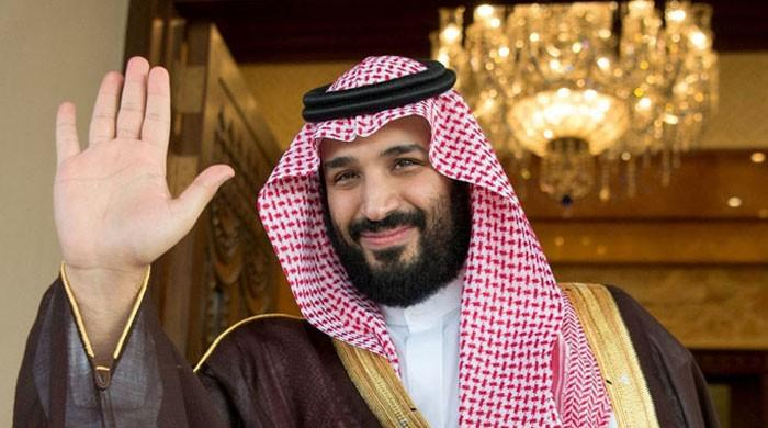 Saudi crown prince to be conferred with Pakistan's highest civil award